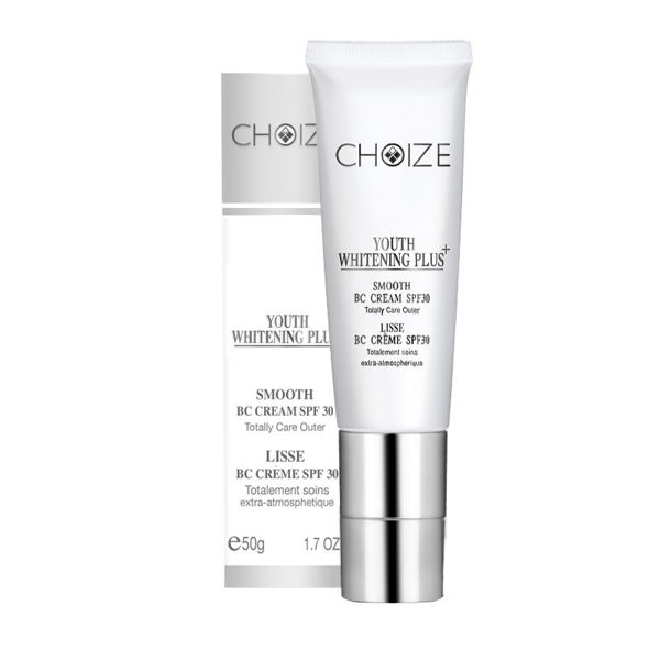 Picture of Choize Youth Whitening Plus+ Smooth BC Cream SPF30 50g