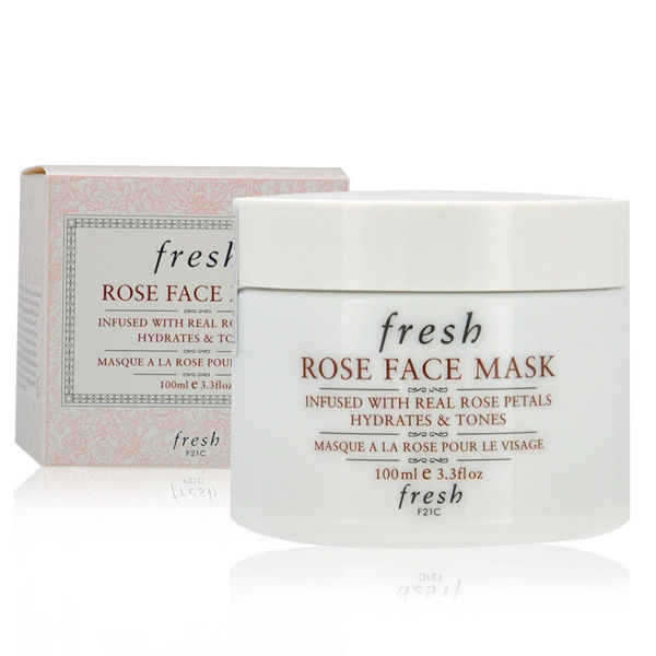 Picture of Fresh Rose Face Mask 100ml