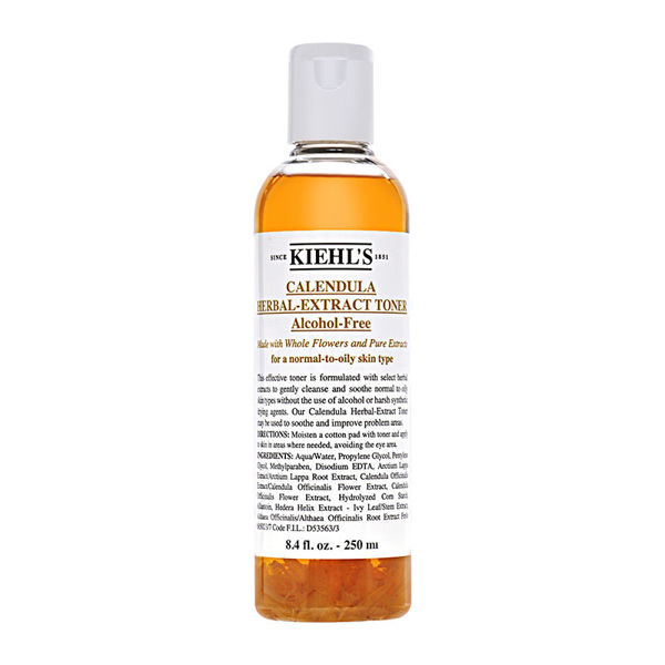 Picture of Kiehls Calendula Herbal Extract Alcohol-Free Toner 250ml